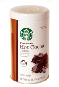 Starbucks Classic Hot Cocoa 30 Ounce