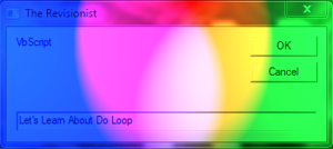 7. VbScript | Do Loop
