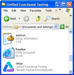 1_QTP setup