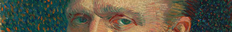 Vincent Van Gogh self portrait