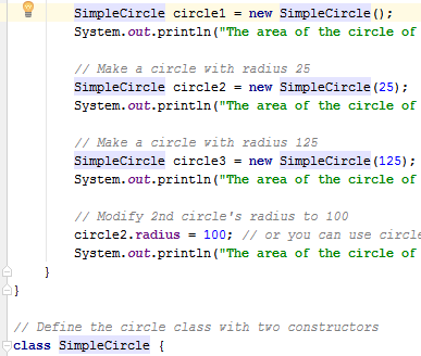 Class and class type and class object v2